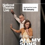 NTL Screening: All My Sons (with Sally Field and Bill Pullman)