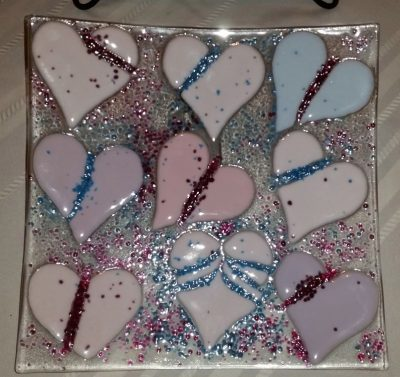 Jewelry Making Fused Dichroic