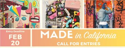 35th Annual Made in California Juried Exhibition