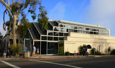 TEMPORARILY CLOSED:  Laguna Art Museum