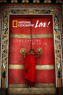 2020 National Geographic Live Series
