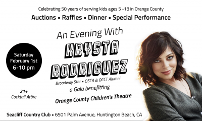 An Evening With Krysta Rodriguez