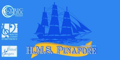 POSTPONED: H.M.S. Pinafore