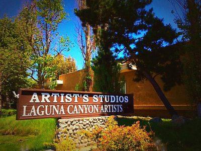 Holiday Open Studios at Laguna Canyon Artists