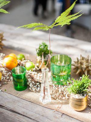 Go Green This Holiday Season at Molly Wood Garden Design