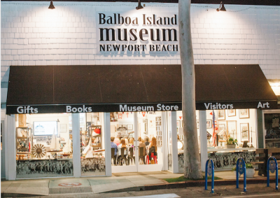 Museum Store Sunday at The Balboa Island Museum