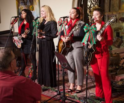 Darden Sisters: Home for Christmas