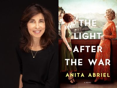 Meet the Author: Anita Abriel