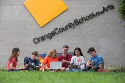Orange County School of the Arts (OCSA)