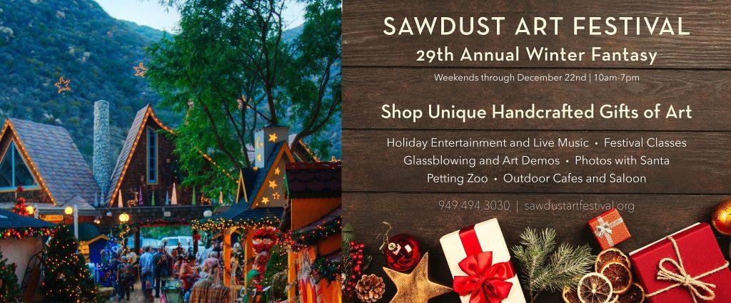Sawdust Festival 2019.12.12-12.26