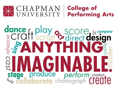 Chapman University College of Performing Arts (CoPA)
