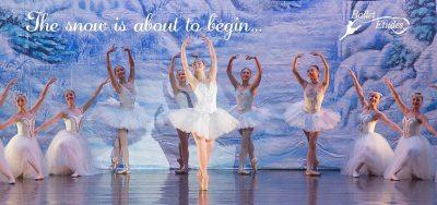 The Nutcracker with Ballet Etudes!