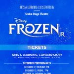 Arts & Learning Conservatory presents Frozen Jr.