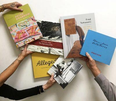 First Saturday Artwalk @ GCAC + Book Event