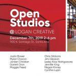 Open Studios @ Logan Creative
