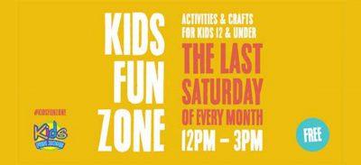 Kids Fun Zone @ Anaheim Town Square