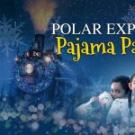 Polar Express Pajama Party