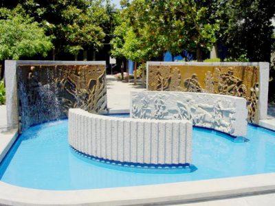 Suzuki Fountain