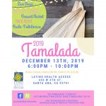 25th Annual TAMALADA @ Latino Health Access DTSA