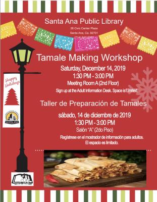 Tamale Workshop