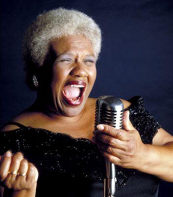 Jazz Wednesdays Winter with Barbara Morrison