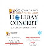 OCCTAC Holiday Concert and Las Posadas Celebration