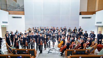 CANCELED - Kishi Bashi with Chamber Orchestra