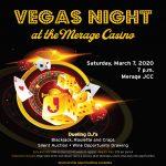 Vegas Night at JCC