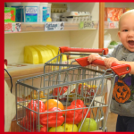 TEMPORARILY CLOSED:  Baby Steps Through Pretend City