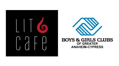 LIT Cafe Hosts a Book Drive for The Boys and Girls Clubs of Greater Anaheim-Cypress