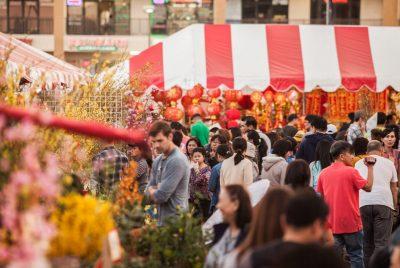 Flower Festival at Asian Garden Mall