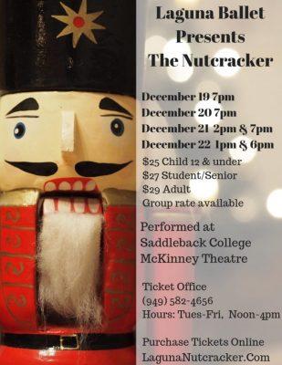 Laguna Dance Theater presents The Nutcracker