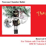 The Nutcracker with Nouveau Chamber Ballet
