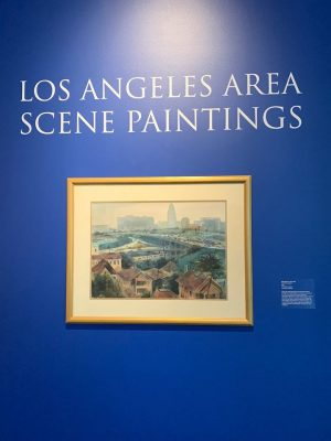 CLOSED: Los Angeles Area Scene Paintings @ the Hil...