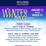 Winter Arts Class @ Arts & Learning Conservatory