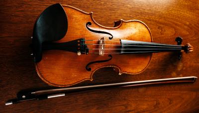 Stephanie Meyers, violin with Mikhail Korzhev, piano