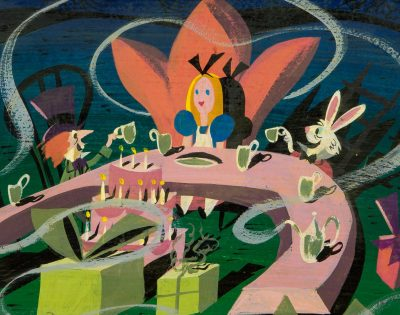 The Magic and Flair of Mary Blair @ the Hilbert