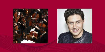The Chapman Orchestra with America's Got Talent Finalist Daniel Emmet
