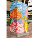 Utility Box Art Program Revolving Display: Call fo...