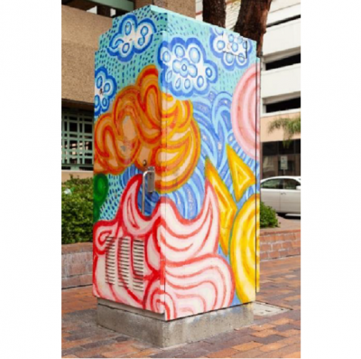 Utility Box Art Program Revolving Display: Call for Art Proposal