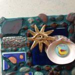 Mosaic Assemblage with Carolyn Machado