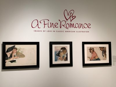 A Fine Romance:  Images of Love in Classic America...
