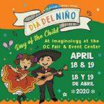 OC Día del Niño Festival Call for Youth Arts Wor...