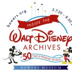 Inside the Walt Disney Archives @ the Bowers Museum