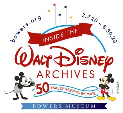 Opening Day Lecture with Disney Archives Director