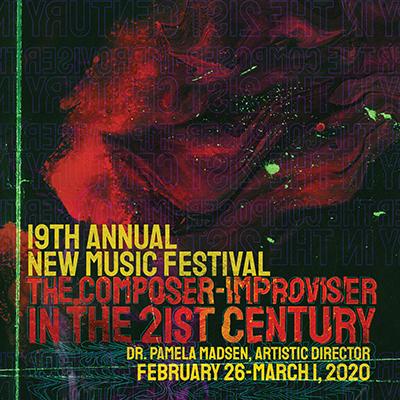 CSUF New Music Ensemble with Anthony Davis