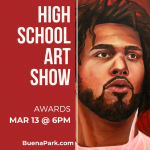 High School Art Show Awards Ceremony