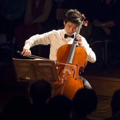Guest Artist Recital: Han Bin Yoon, cello
