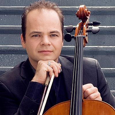 Faculty Recital: Laszlo Mezo, cello