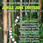 Jungle Junk Critters @ Sherman Gardens